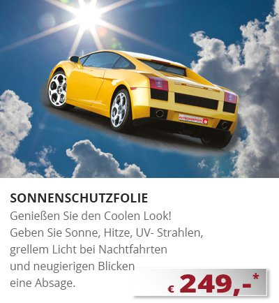 Sonnenschutz München bei autochampion24.de