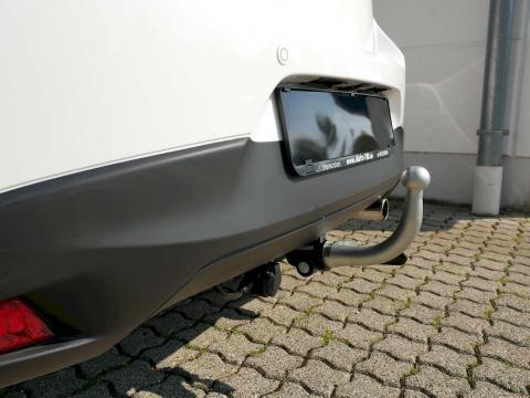 Anhängerkupplung abnehmbar München Mazda