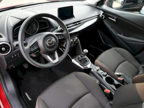Mazda2 2020 Kizoku Magmarot Autochampion24 Bayern