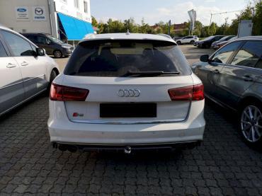 Anhängerkupplung nachrüsten Audi S6 Avant München