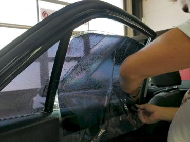 Autoscheiben tönen Sonnenschutz Hyundai i20 München