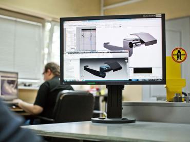 Bear Lock Produktion 3D Modell Gangschaltungssperre