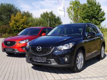 Lackversiegelung Bayern Mazda CX-5