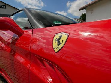 Nanoversiegelung Bayern Ferrari California T