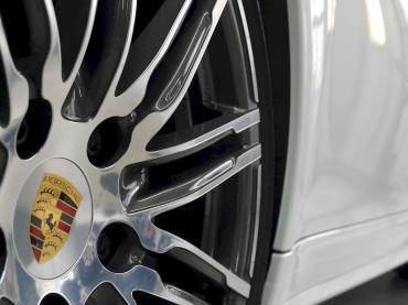 Nanoversiegelung Bayern Porsche 911 Ergebnis