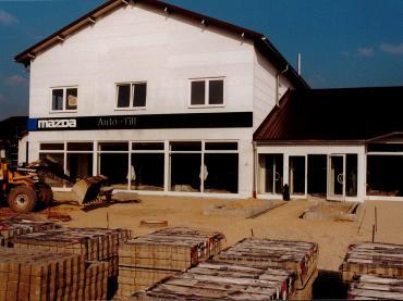 Neubau Auto Till Höhenkirchen 1998-1999