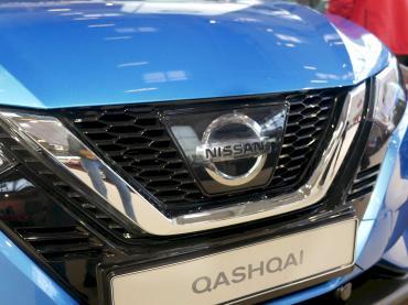 Nissan Qashqai Vivid Blue Metallic Autochampion24 Bayern