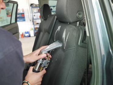 Polsterreinigung Autopflege Bayern Opel