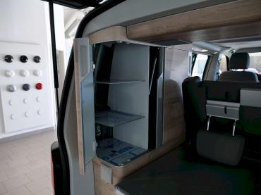 VW T6.1 California Ocean Reimport Bayern Indiumgrau